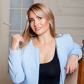 Nice girlfriend Natalia, 34 yrs.old from Odessa, Ukraine