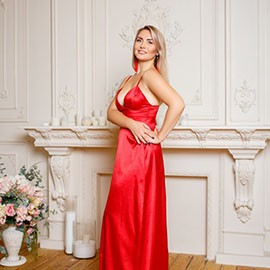 Single bride Natalia, 35 yrs.old from Odessa, Ukraine