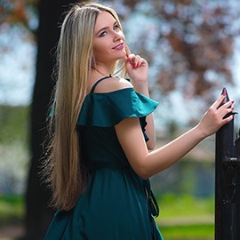 Sexy bride Valeriya, 19 yrs.old from Konstantinovka, Ukraine