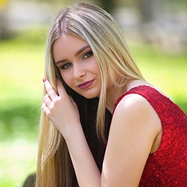 Nice bride Valeriya, 19 yrs.old from Konstantinovka, Ukraine