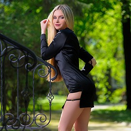 Gorgeous mail order bride Valeriya, 19 yrs.old from Konstantinovka, Ukraine