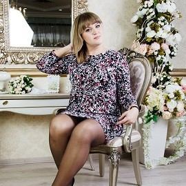 Single girl Irina, 39 yrs.old from Kharkiv, Ukraine