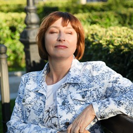 Hot mail order bride Inna, 52 yrs.old from Pskov, Russia