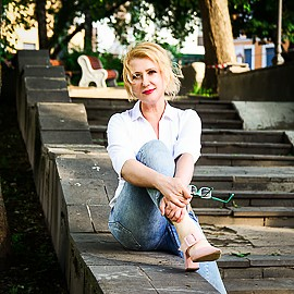 Beautiful girlfriend Inna, 48 yrs.old from Pskov, Russia