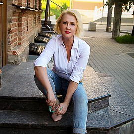 Nice wife Inna, 48 yrs.old from Pskov, Russia