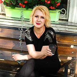 Hot mail order bride Inna, 48 yrs.old from Pskov, Russia