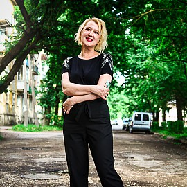 Gorgeous woman Inna, 48 yrs.old from Pskov, Russia