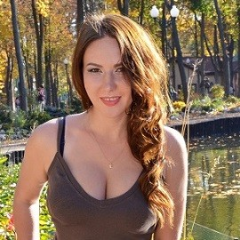 Gorgeous wife Olena, 30 yrs.old from Kharkiv, Ukraine
