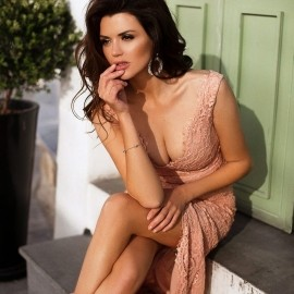 Pretty girlfriend Olga, 37 yrs.old from Paphos, Cyprus