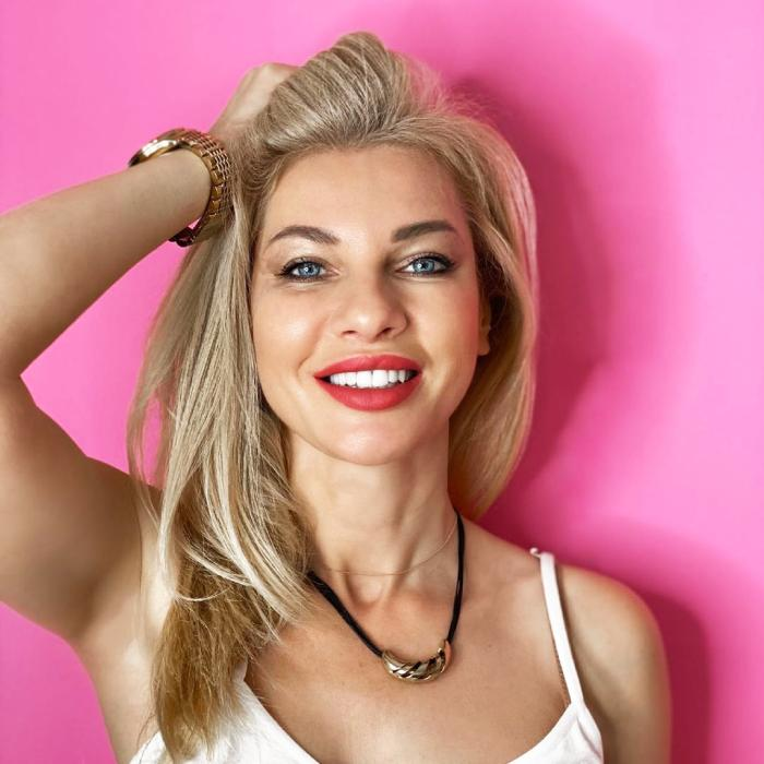 pretty miss Natalia, 43 yrs.old from Moscow, Russia