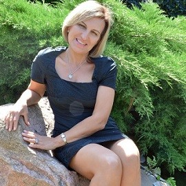 Charming pen pal Irina, 54 yrs.old from Kharkov, Ukraine