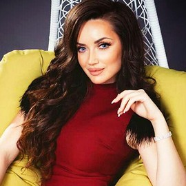 Charming mail order bride Anastasia, 29 yrs.old from Urai, Russia