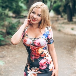 Charming mail order bride Svetlana, 44 yrs.old from Odessa, Ukraine