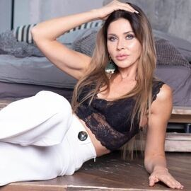 Single mail order bride Marina, 44 yrs.old from Moscow, Russia