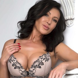 Single mail order bride Stella, 46 yrs.old from Moscow, Russia