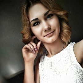 Pretty mail order bride Galya, 20 yrs.old from Kiev, Ukraine