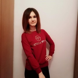 Charming lady Galya, 20 yrs.old from Kiev, Ukraine
