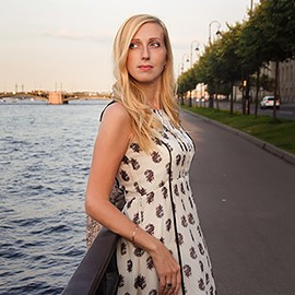 Amazing woman Anna, 39 yrs.old from Saint-Petersburg, Russia