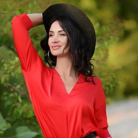 Beautiful mail order bride Yana, 40 yrs.old from Kharkiv, Ukraine