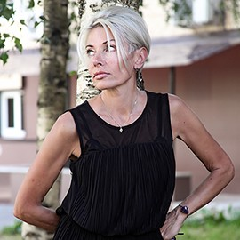 Gorgeous mail order bride Zhanna, 49 yrs.old from Ostrov, Russia