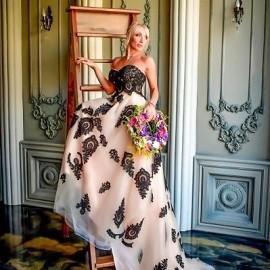 Single woman Svetlana, 47 yrs.old from Donetsk, Ukraine
