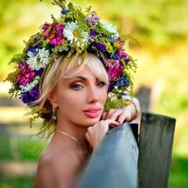 Charming woman Svetlana, 47 yrs.old from Donetsk, Ukraine