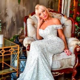 Single wife Svetlana, 47 yrs.old from Donetsk, Ukraine