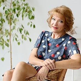 Beautiful wife Marina, 59 yrs.old from Pskov, Russia
