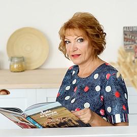 Single girlfriend Marina, 59 yrs.old from Pskov, Russia