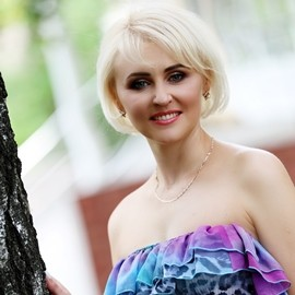Pretty miss Olga, 40 yrs.old from Khmelnytskyi, Ukraine