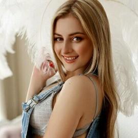 Single girl Katerina, 19 yrs.old from Kharkov, Ukraine
