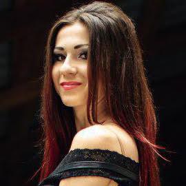 Sexy lady Anna, 24 yrs.old from Dnepr, Ukraine