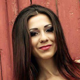 Pretty bride Anna, 24 yrs.old from Dnepr, Ukraine