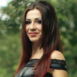 Sexy girl Anna, 24 yrs.old from Dnepr, Ukraine