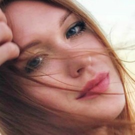 Sexy bride Alyona, 27 yrs.old from Kerch, Russia