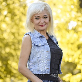 Charming woman Alla, 54 yrs.old from Poltava, Ukraine