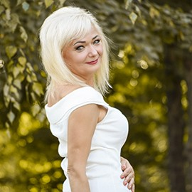 Charming girlfriend Alla, 54 yrs.old from Poltava, Ukraine
