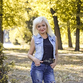 Pretty miss Alla, 54 yrs.old from Poltava, Ukraine