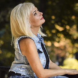 Gorgeous miss Alla, 54 yrs.old from Poltava, Ukraine