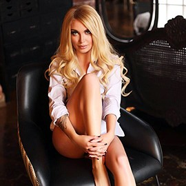 Pretty mail order bride Anna, 26 yrs.old from Moscow, Russia
