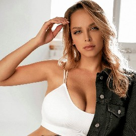 Beautiful wife Alyona, 27 yrs.old from Saint Petersburg, Russia