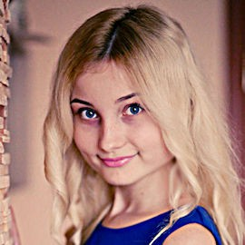 Gorgeous miss Anastasia, 23 yrs.old from Dnipro, Ukraine