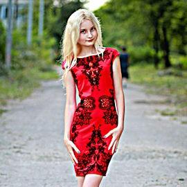 Single woman Anastasia, 23 yrs.old from Dnipro, Ukraine