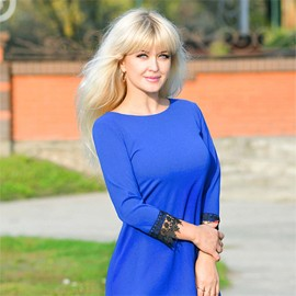single wife Anna, 30 yrs.old from Sumy, Ukraine