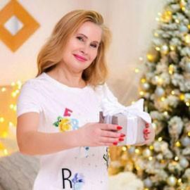 Charming miss Lyudmila, 59 yrs.old from Kharkiv, Ukraine