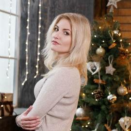 charming wife Yana, 37 yrs.old from Kropivnitsky, Ukraine