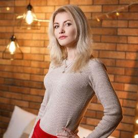 Gorgeous wife Yana, 36 yrs.old from Kropivnitsky, Ukraine