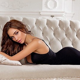 Charming bride Anastasia, 24 yrs.old from Moscow, Russia