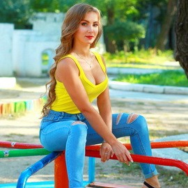 Charming wife Olga, 24 yrs.old from Odessa, Ukraine