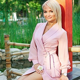 Charming wife Inna, 40 yrs.old from Melitopol, Ukraine